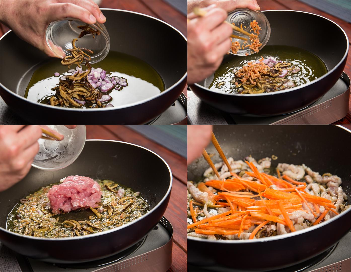 【豆油伯健康煮】炒米粉不沾鍋的小秘訣