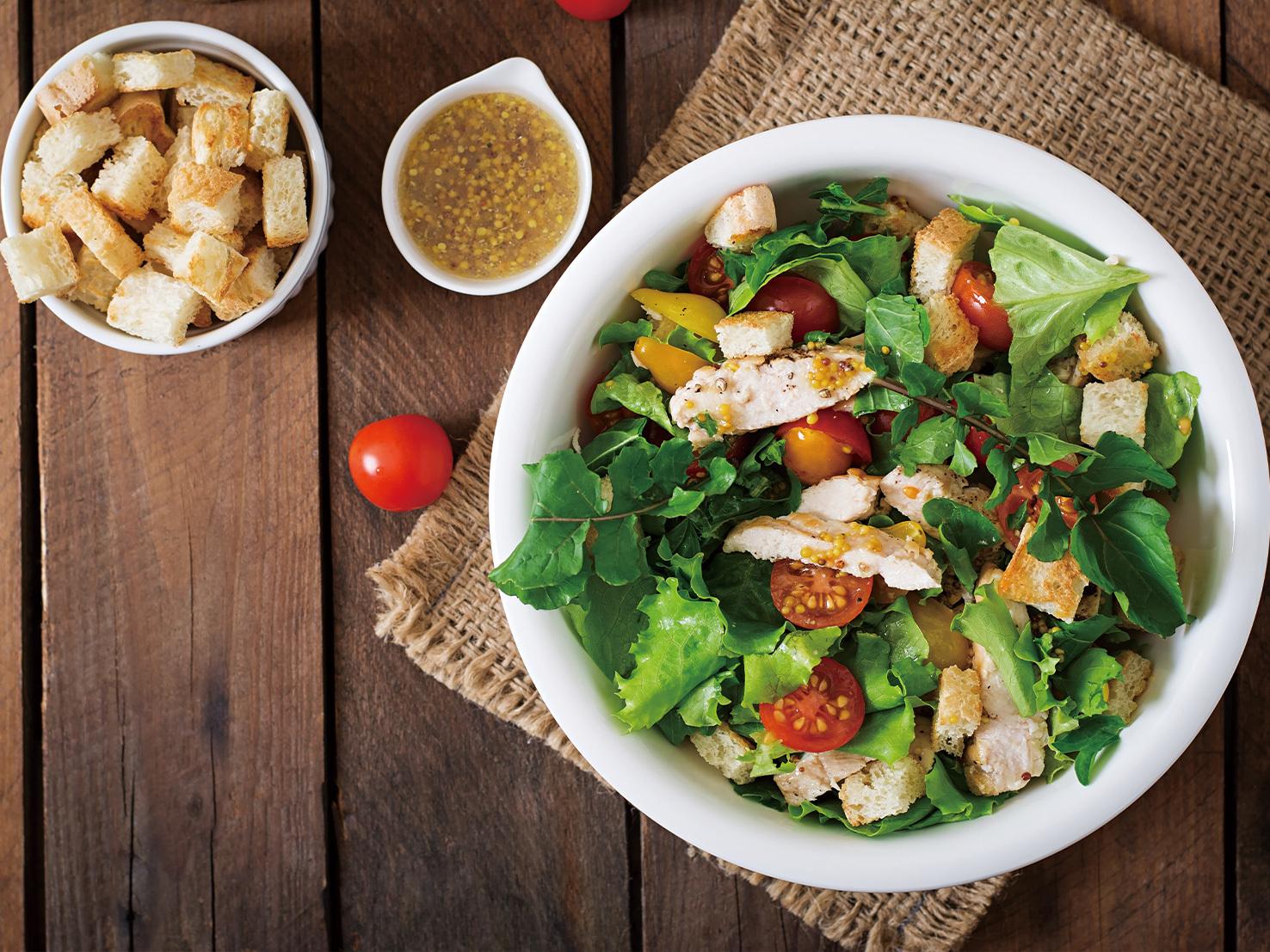 沒有農藥的生菜,放心吃