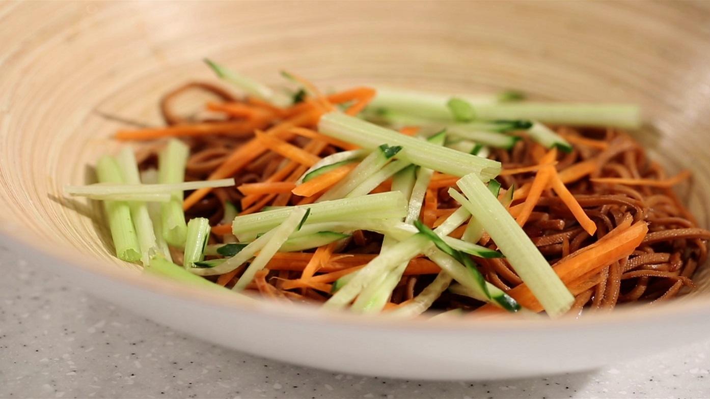 豆油伯媽咪搵醬-蔬食料理-涼拌干絲