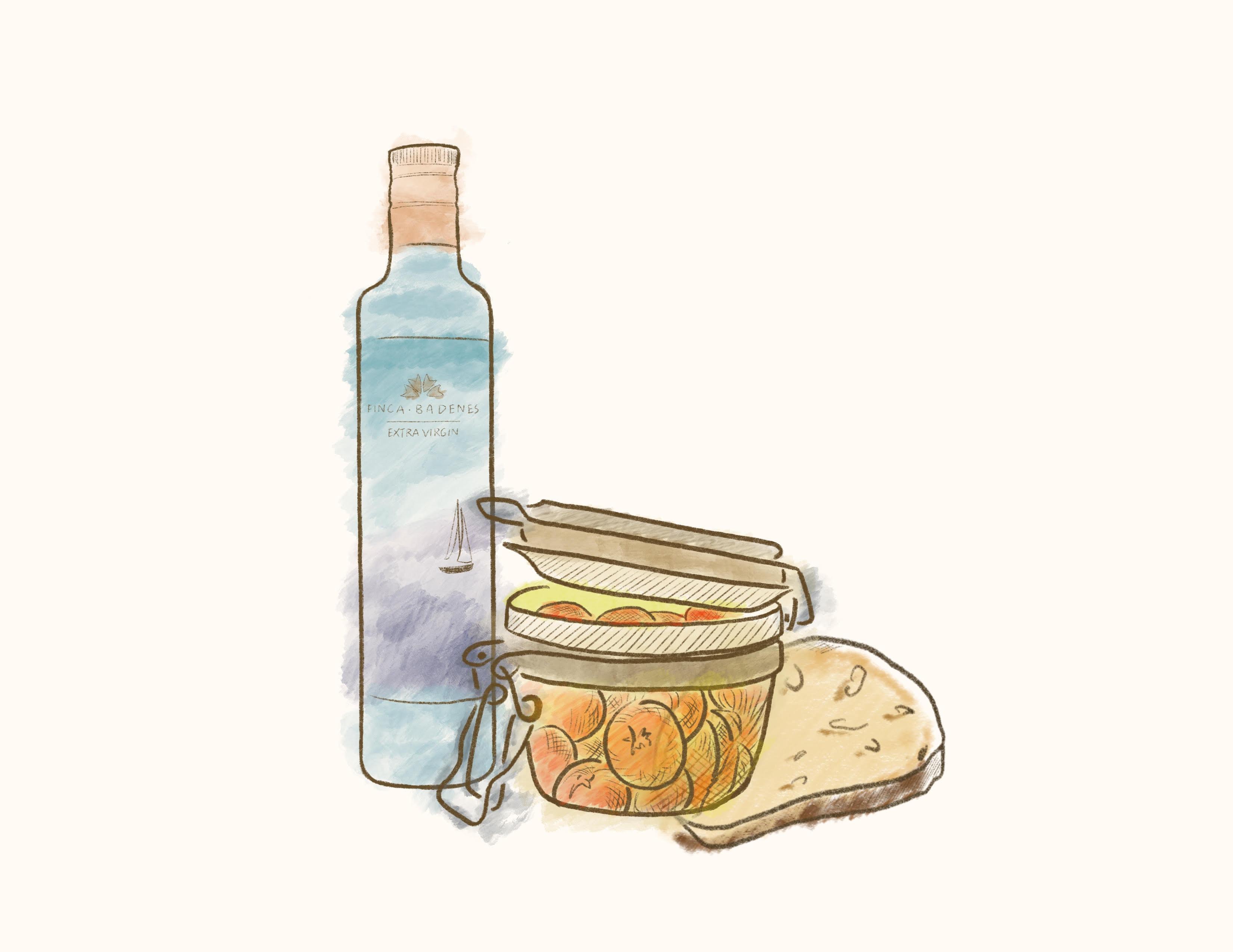 橄欖油油漬料理,幫你擺脫夏天地獄熱廚房!