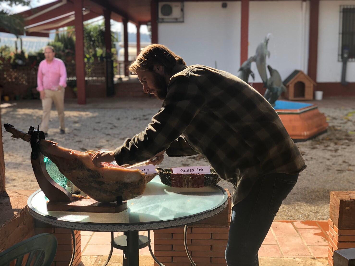 【2019 西班牙橄欖油行】巴狄尼絲莊園-美食篇
