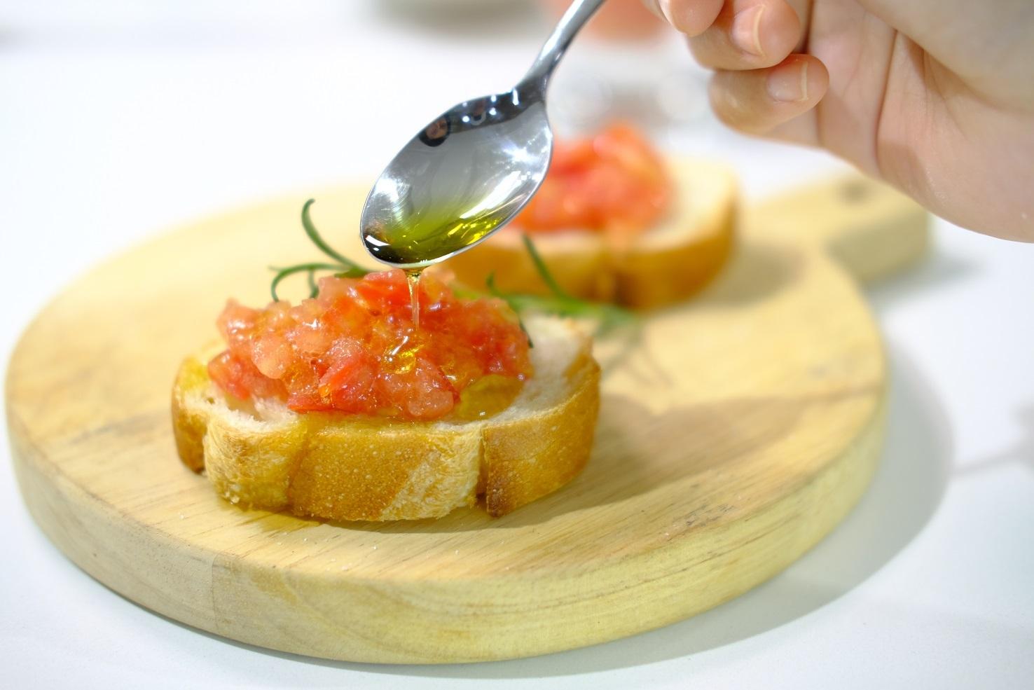 橄欖油番茄天生一對
