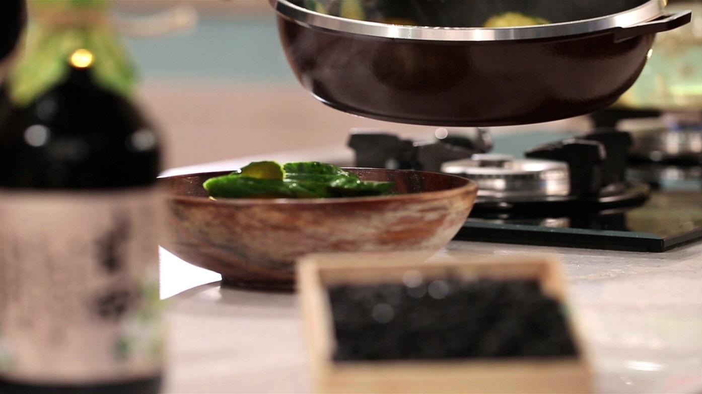 豆油伯媽咪搵醬-蔬食料理-涼拌黃瓜