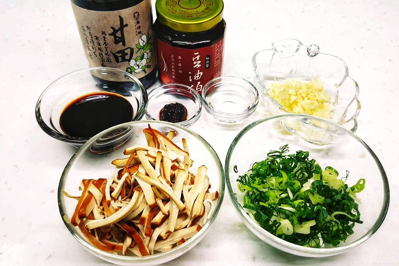 治癒夏日食慾-萬用醬汁爽口涼拌菜