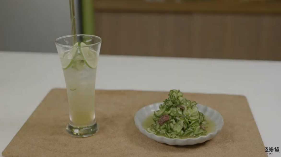 【豆油伯隨手廚房】  宅料理之夏日涼拌小黃瓜