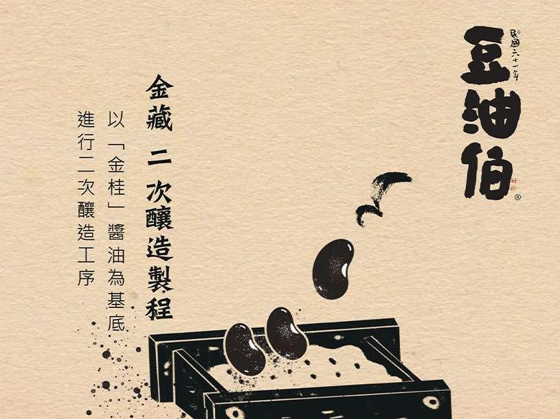 豆油小故事|「二次釀造醬油」怎麼製作?揭曉『 小黑豆變金藏豆油的一生 』
