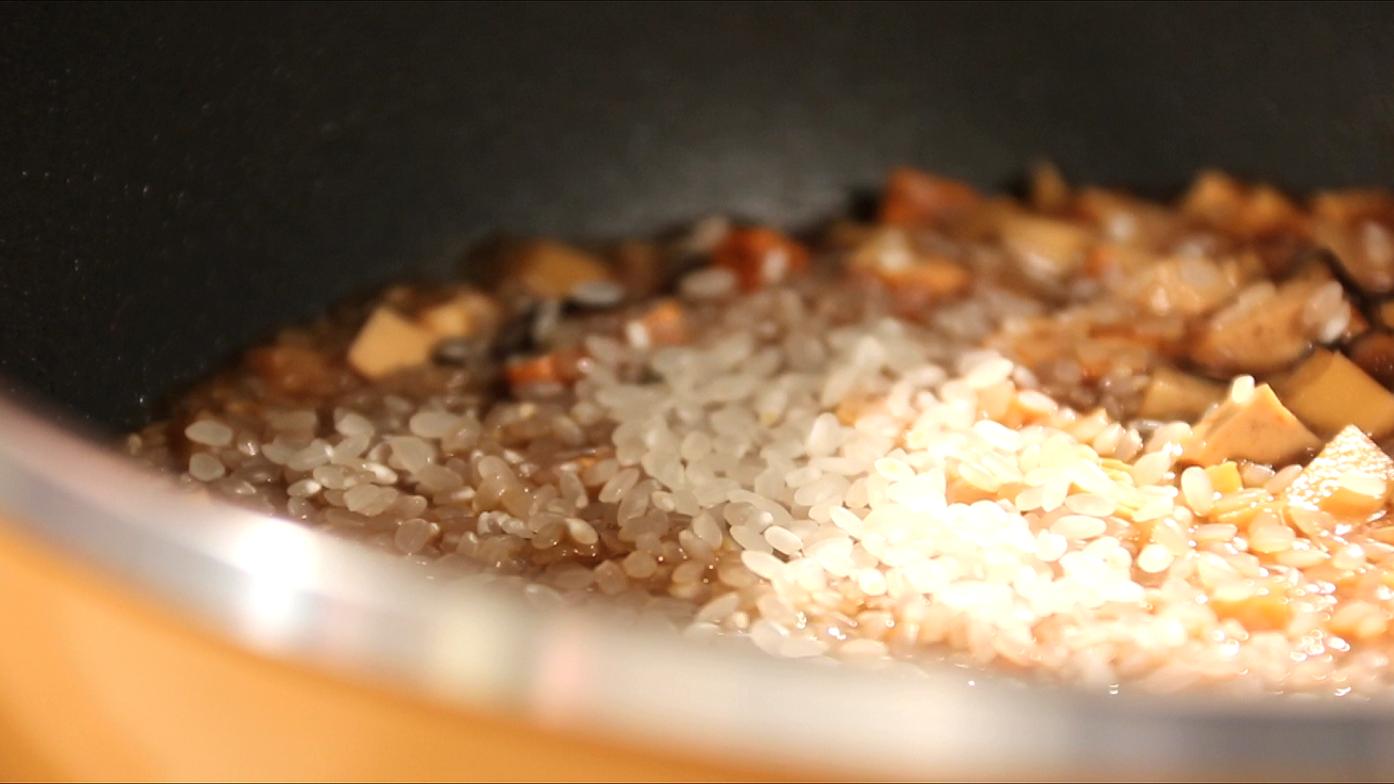 豆油伯媽咪搵醬 蔬食料理-深夜鹹粥