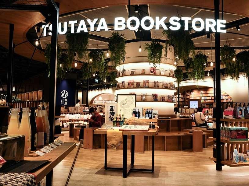 豆油伯 X TSUTAYA BOOKSTORE TAIWAN 蔦屋書店 首次合作