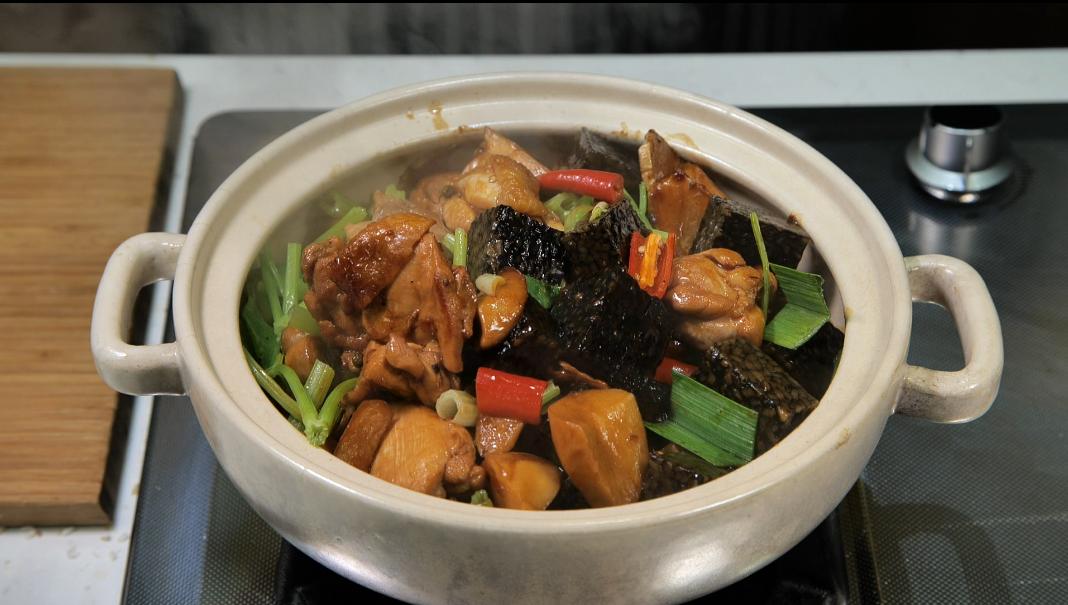 【豆油伯隨手廚房】宅料理之花雕雞