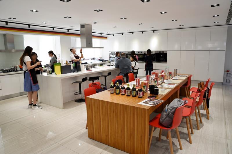 台灣豆油伯純釀醬油&德國Bosch蒸烤爐迸出一堂優雅的烹飪課 用品分享