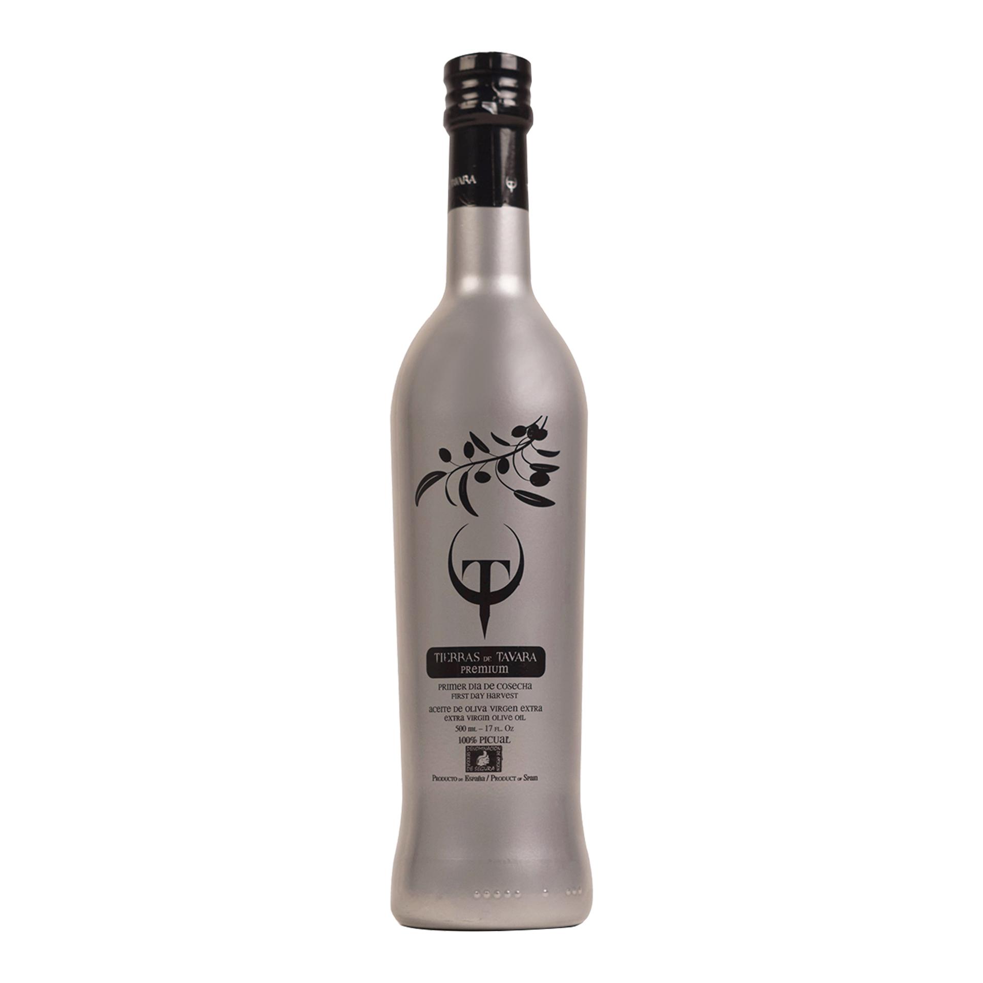 【瓶蓋滲漏】T&T(TIERRAS DE TAVARA)特級初榨橄欖油500ml