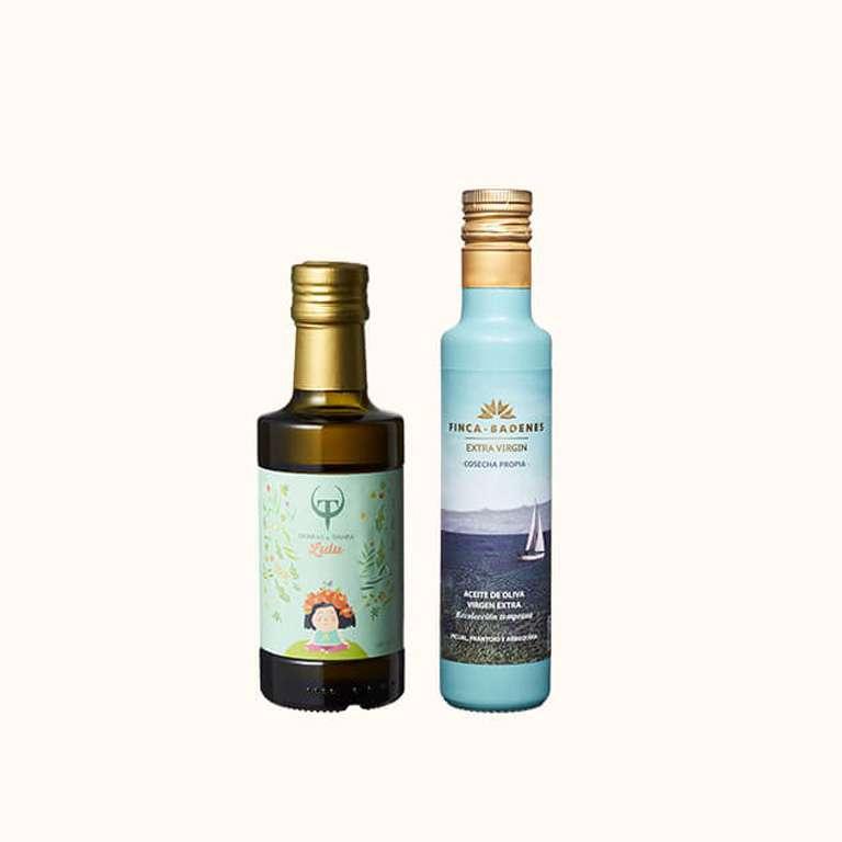 【新客限定】巴狄尼絲莊園250ml 1入+Lulus橄欖油250ml 1入