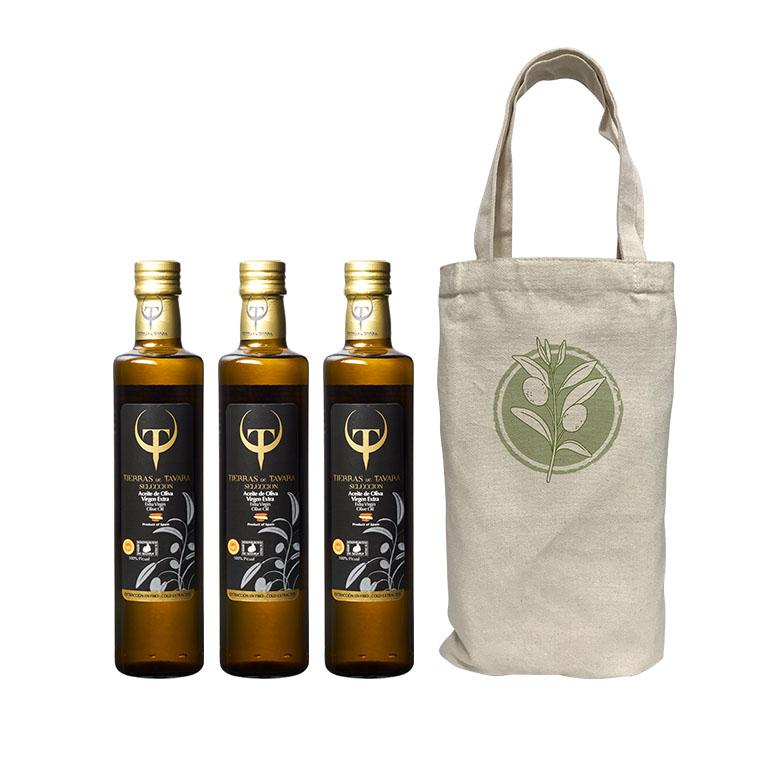 【限定款】賽古拉DO特級初榨橄欖油500ml 3入組