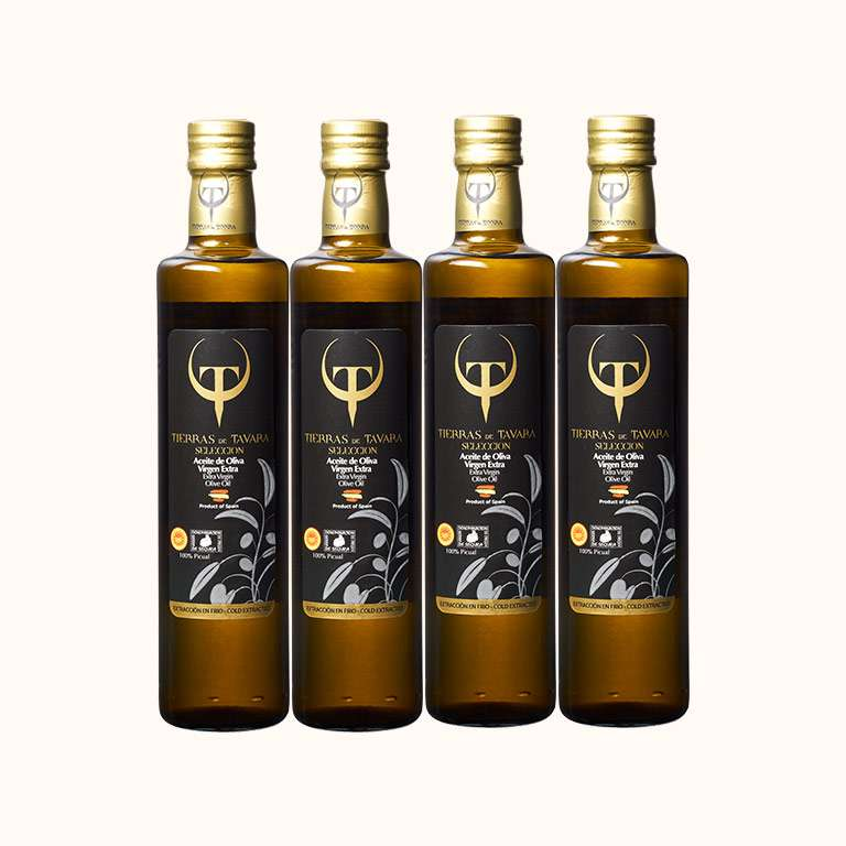 【第二件5折】賽古拉DO特級初榨橄欖油500ml(4入)