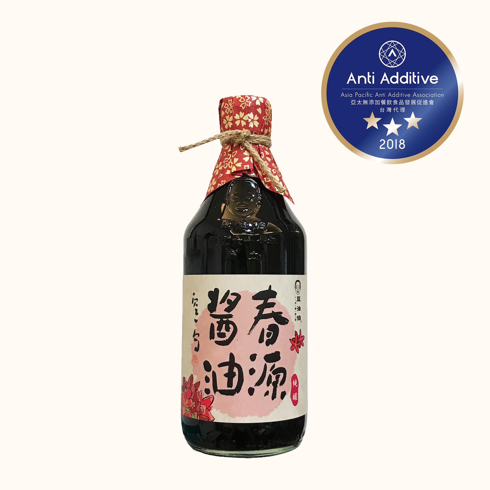 【點我加購88up】金美好醬油2入+春源醬油2入(共4入)送200ml甘田醬油1入