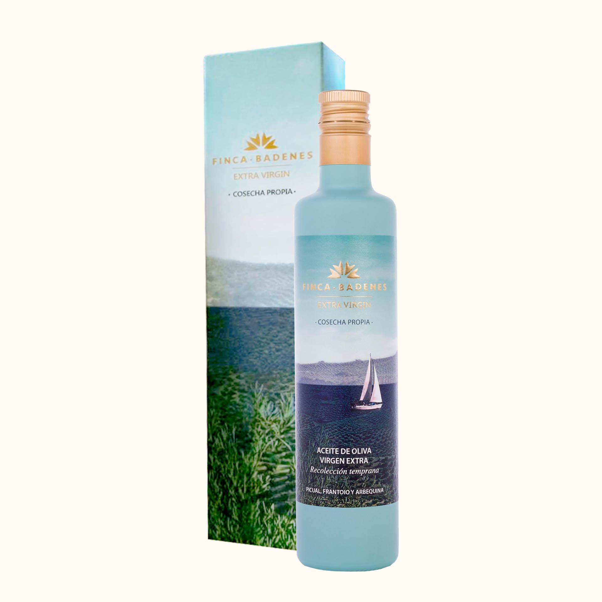 巴狄尼絲莊園頂級初榨橄欖油500ml (禮盒)