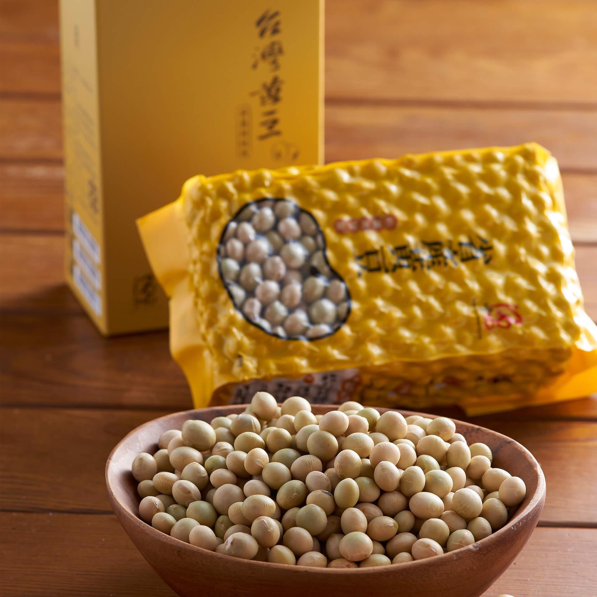 台灣黃豆 400g