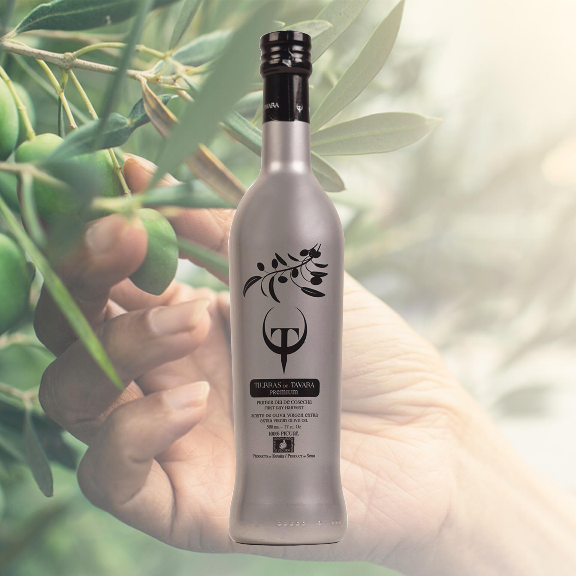 T&T(TIERRAS DE TAVARA)特級初榨橄欖油500ml