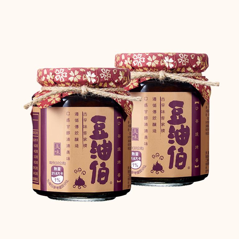 季節限定_沙茶燒烤醬280gX2瓶