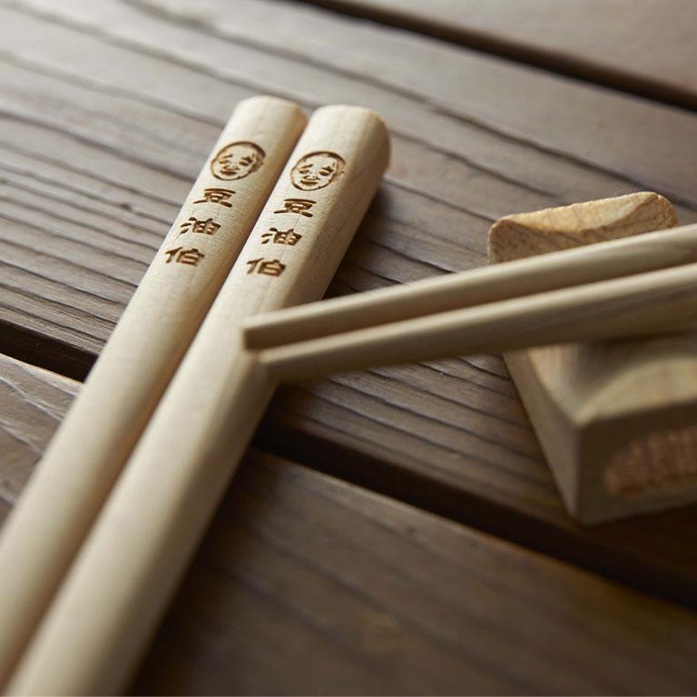 檜藝人生:檜木筷-碗公