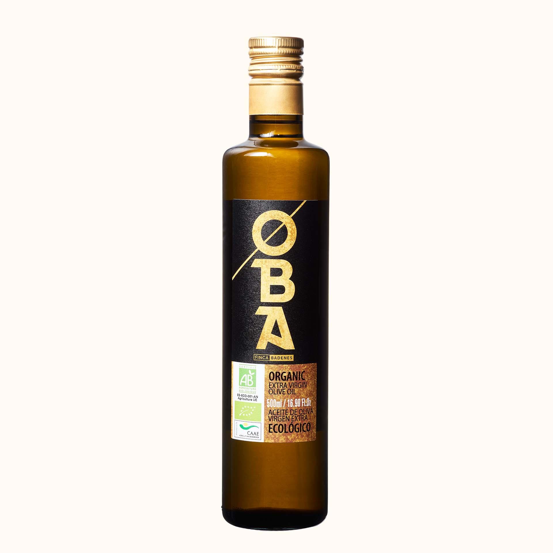 【瓶身瑕疵】OBA有機特級冷壓初榨橄欖油500ml(效期:20200401~20230331)