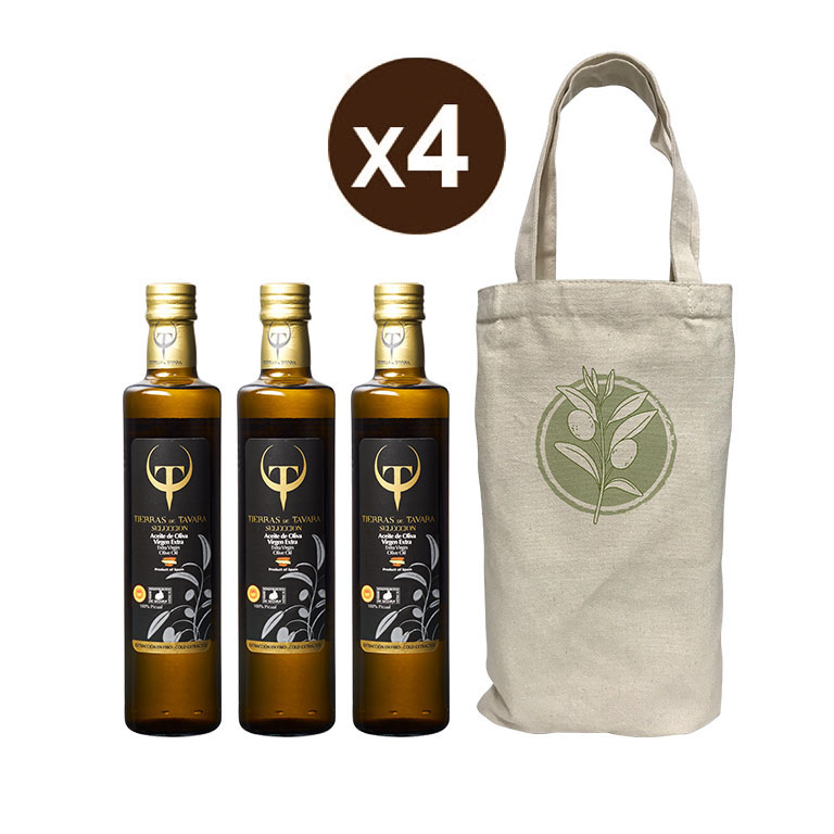 【預購限定款】賽古拉DO特級初榨橄欖油500ml 1組3入,共4組12入