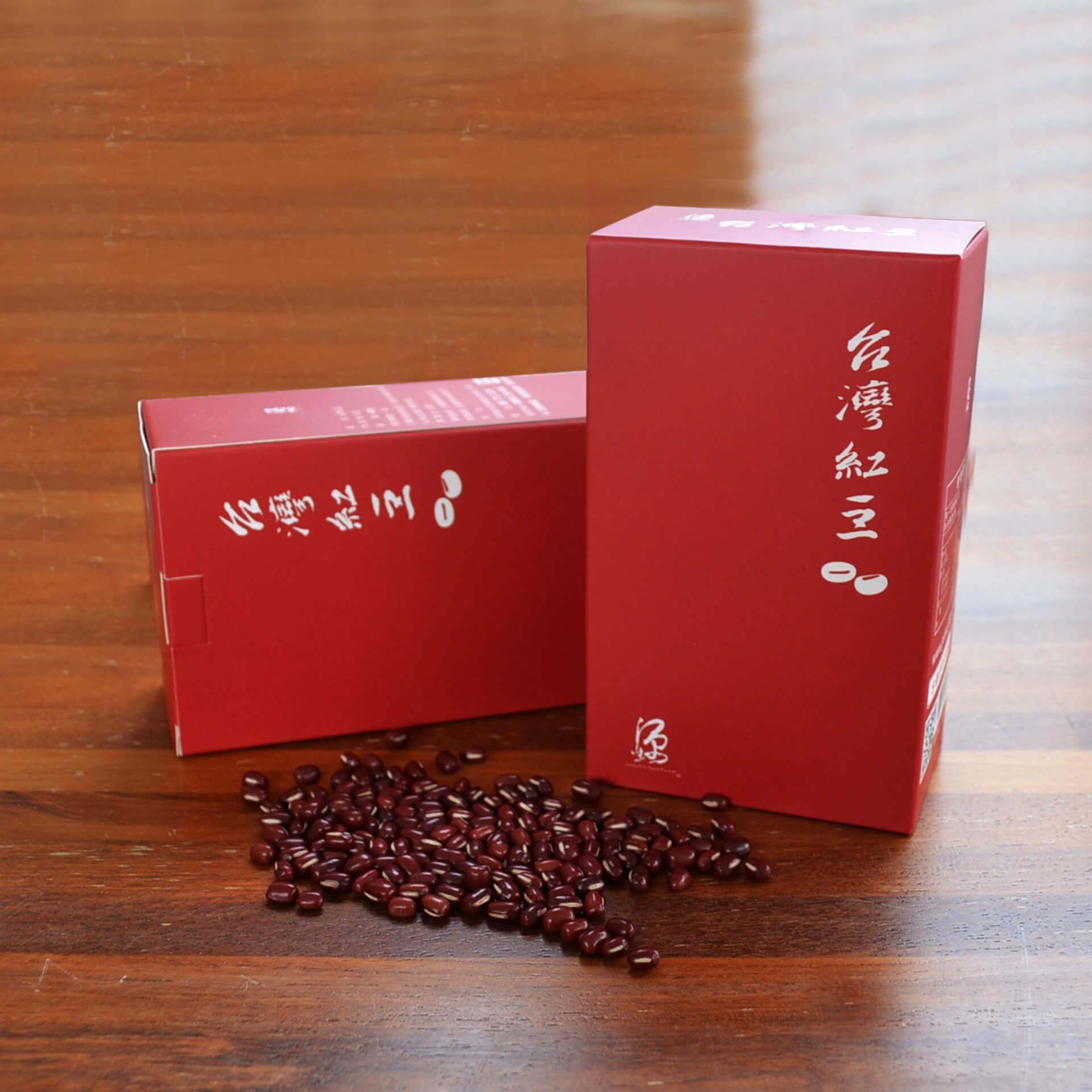 【短效品】台灣紅豆400g(有效20200814)