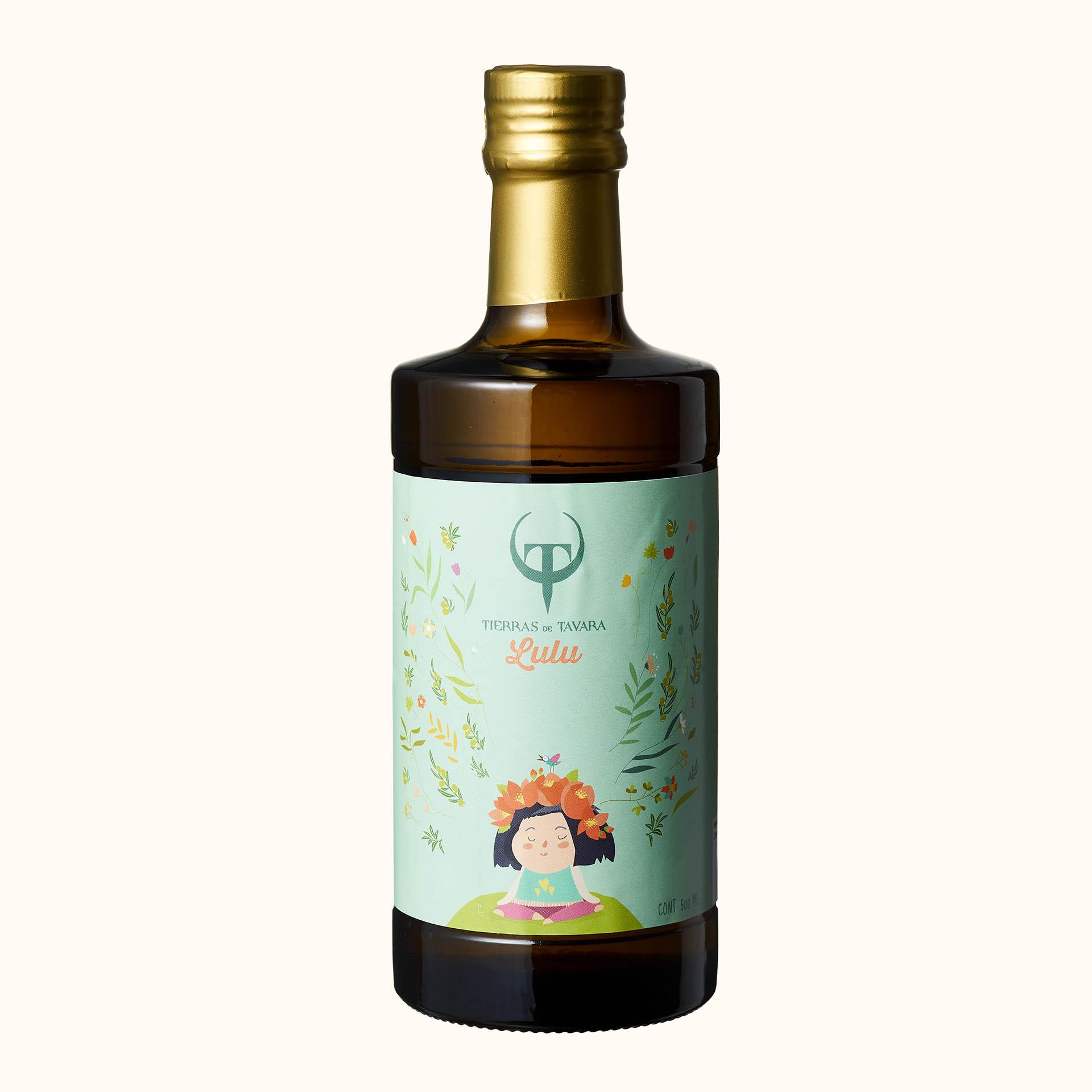 【瓶身瑕疵】Lulus 頂級初榨橄欖油 500ml