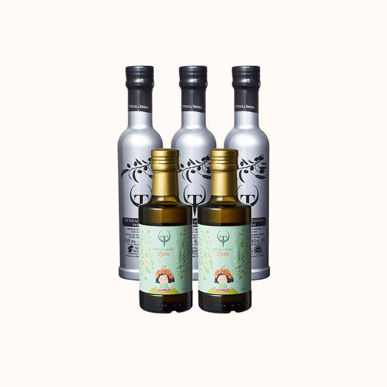 【會員日66折起】T&T橄欖油250ml 3入+Lulus橄欖油250ml 2入