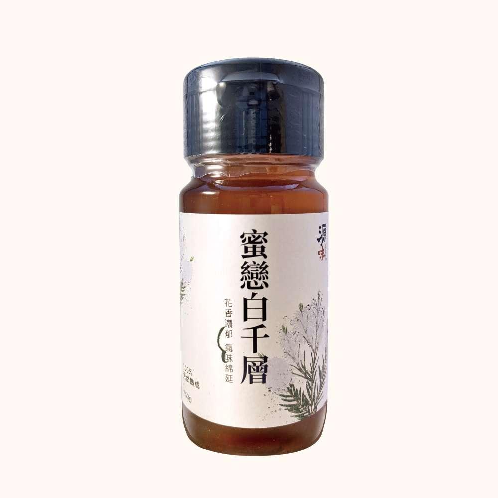 蜜戀白千層蜂蜜750g