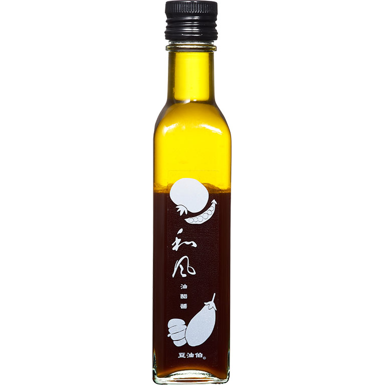 豆油伯和風油醋醬250ml