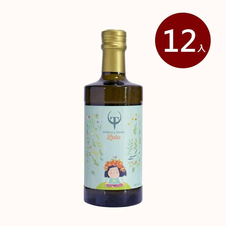 【瓶身瑕疵】Lulus 頂級初榨橄欖油 250ml(共12入)(有效:20220904)
