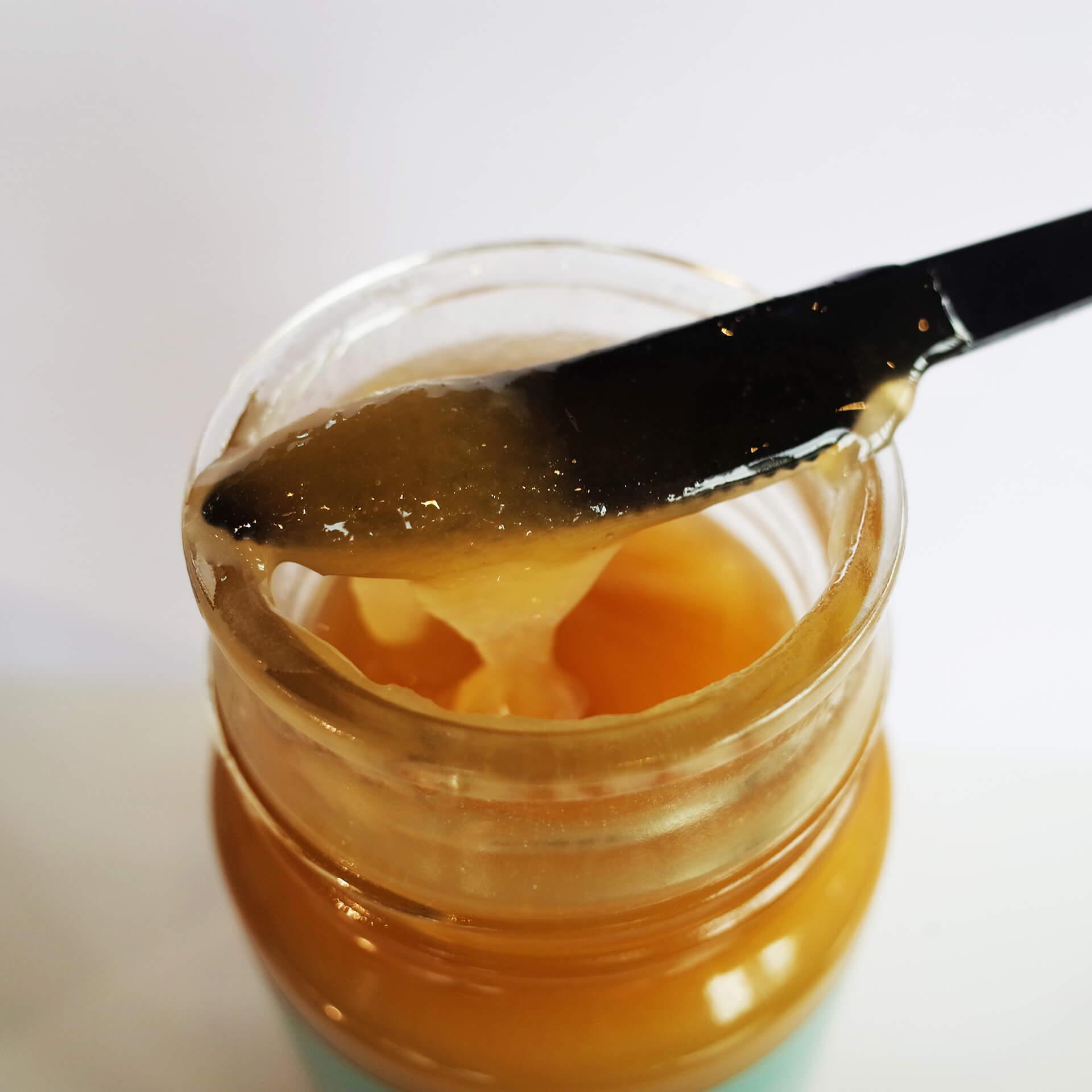 【短效品】蜜徑山茶蜂蜜750g(有效20210227)