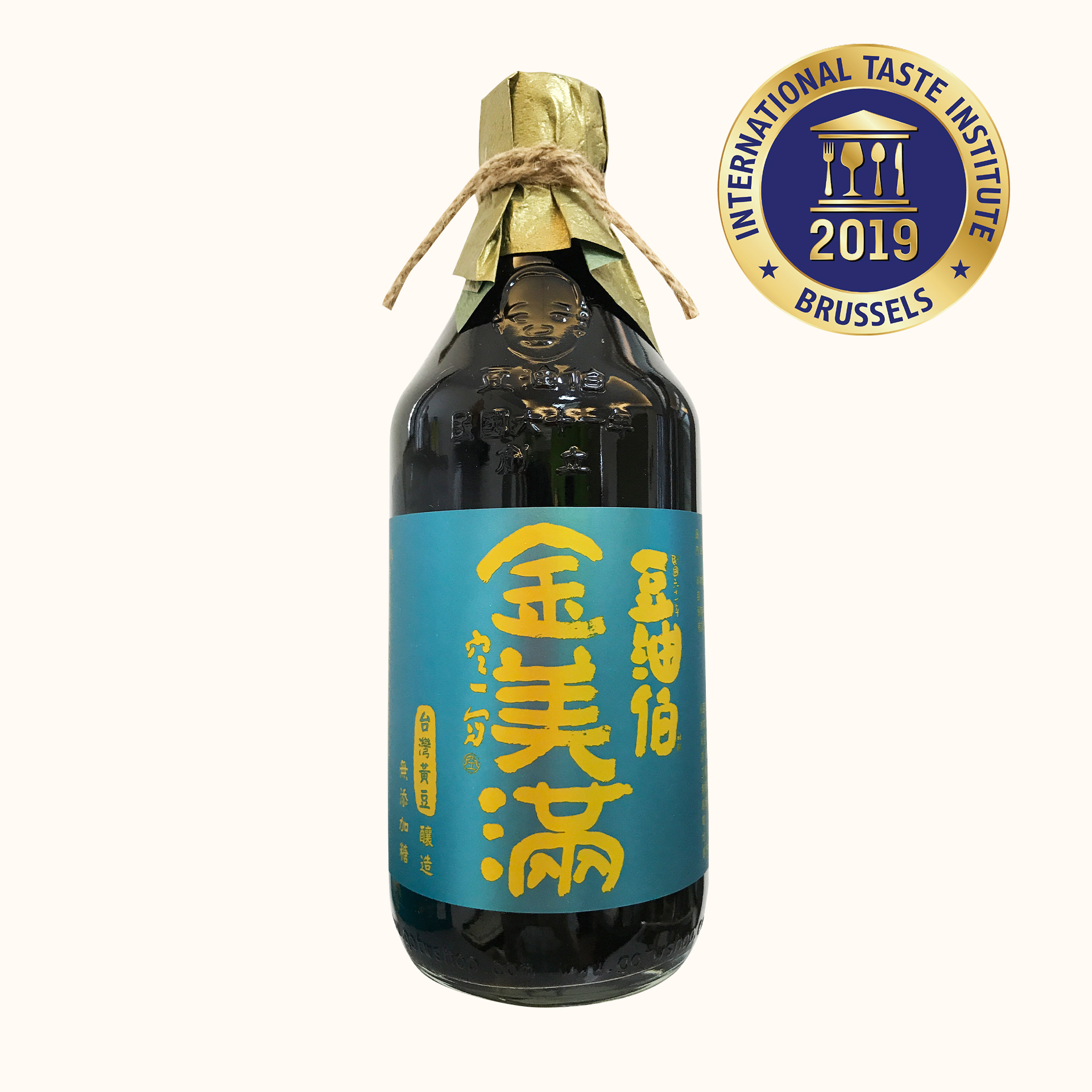 【防疫料理組】甘田醬油1入+金美滿醬油1入+巴狄尼絲橄欖油250ml(共3入)送卡其提袋*1