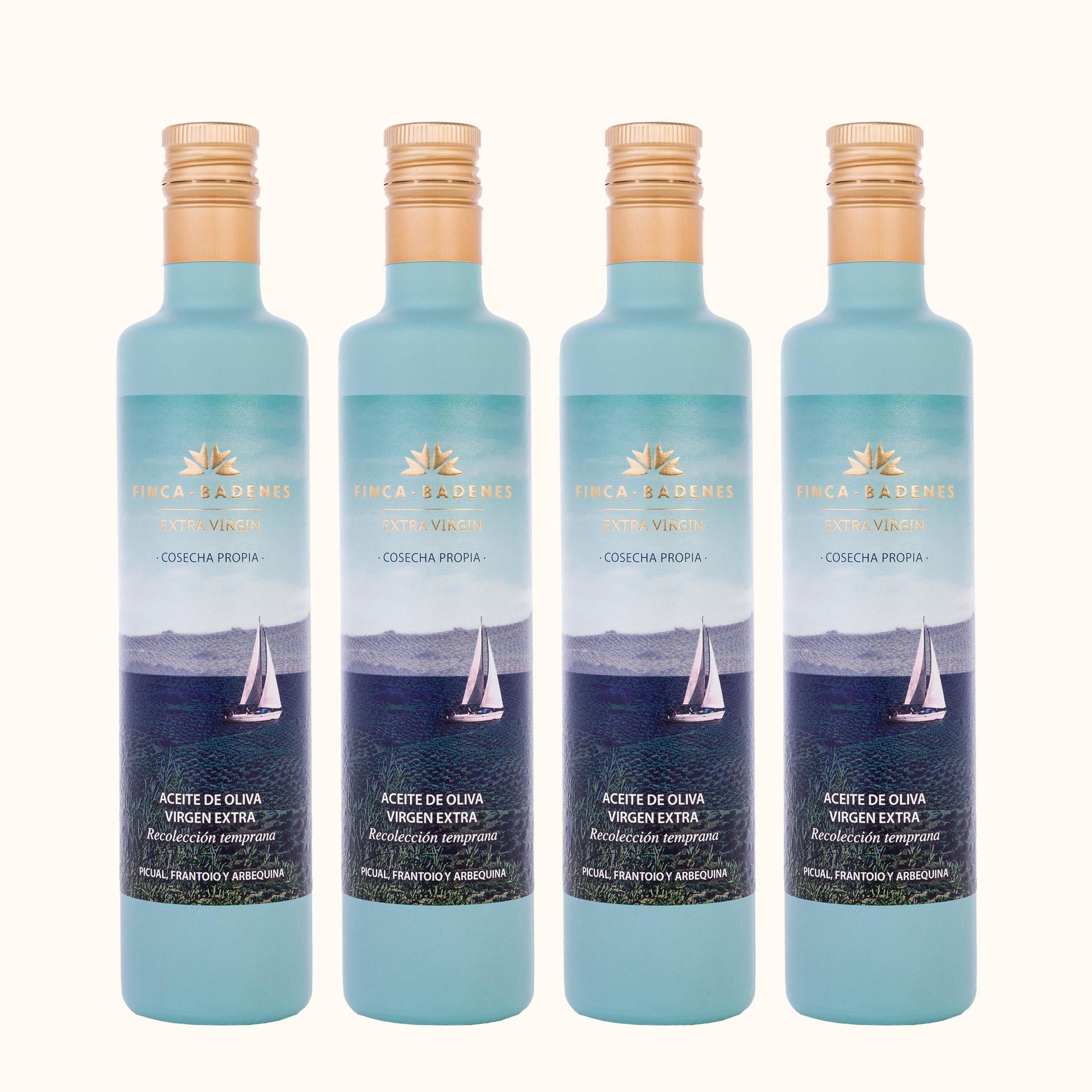 巴狄尼絲莊園頂級初榨橄欖油500ml(4入)