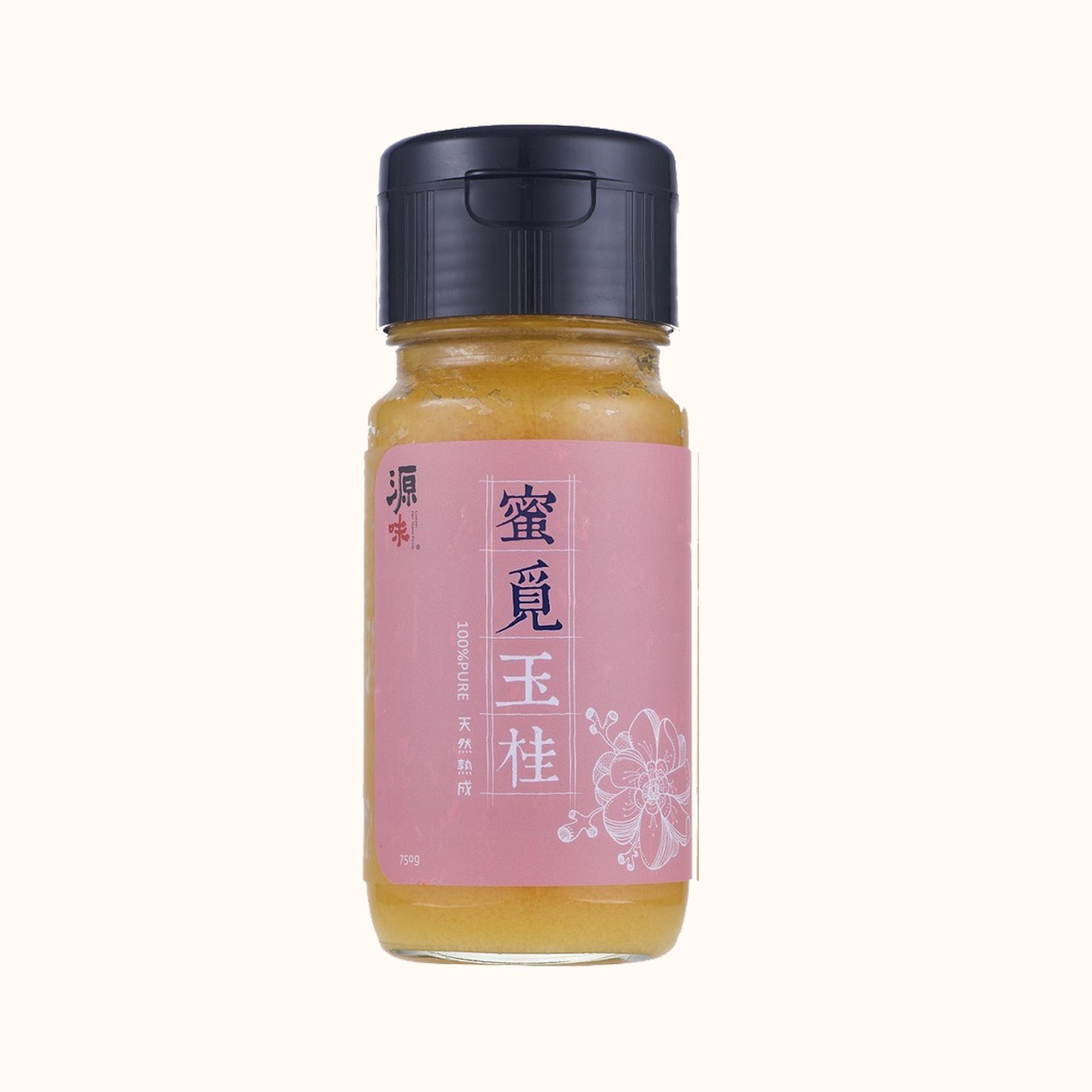 【短效品】蜜覓玉桂蜂蜜750g(效期:20180227-20210226)