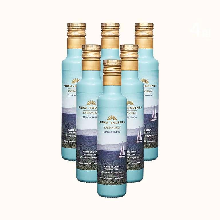 【第二件5折】巴狄尼絲莊園頂級初榨橄欖油250ml(6入)(下單1為兩件共6瓶)