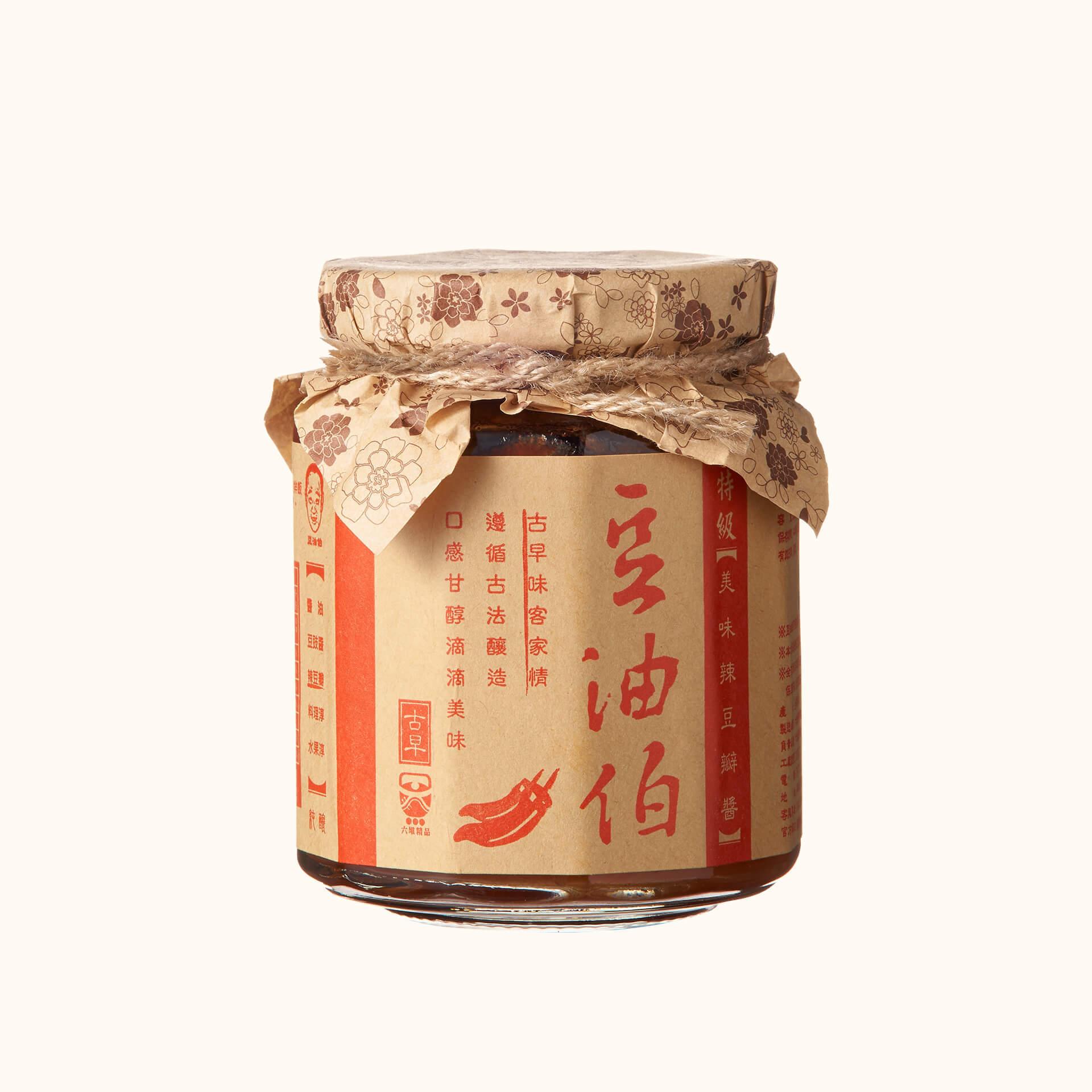 (短效品)豆油伯辣豆瓣醬1入(280g)(有效20201221)