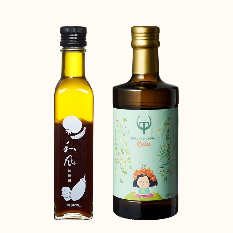 【新客免運組】Lulus橄欖油1入500ml+和風油醋醬1入
