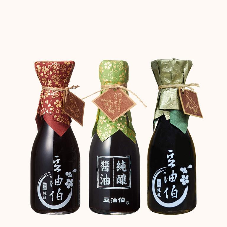 【新客限定】健康小醬油180ml3入組