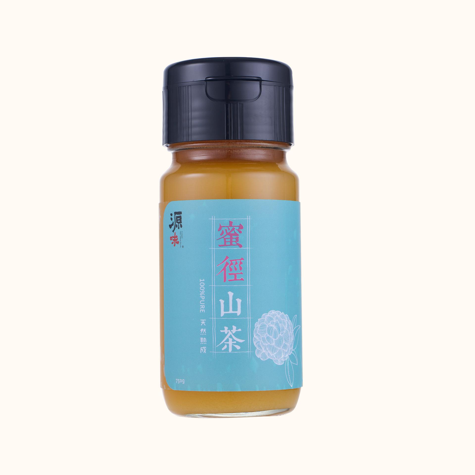 【短效品】蜜徑山茶蜂蜜750g(效期:20180228-20210227)