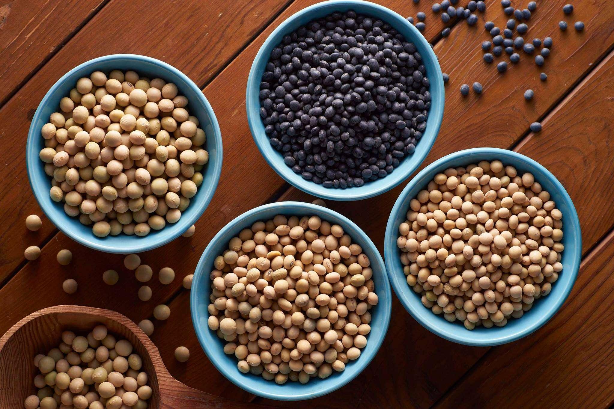 源味本鋪推薦 - 農特產   非基改黃豆、 黑豆輕鬆飲、有機白木耳露