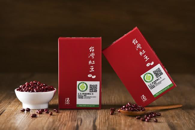 台灣紅豆4入