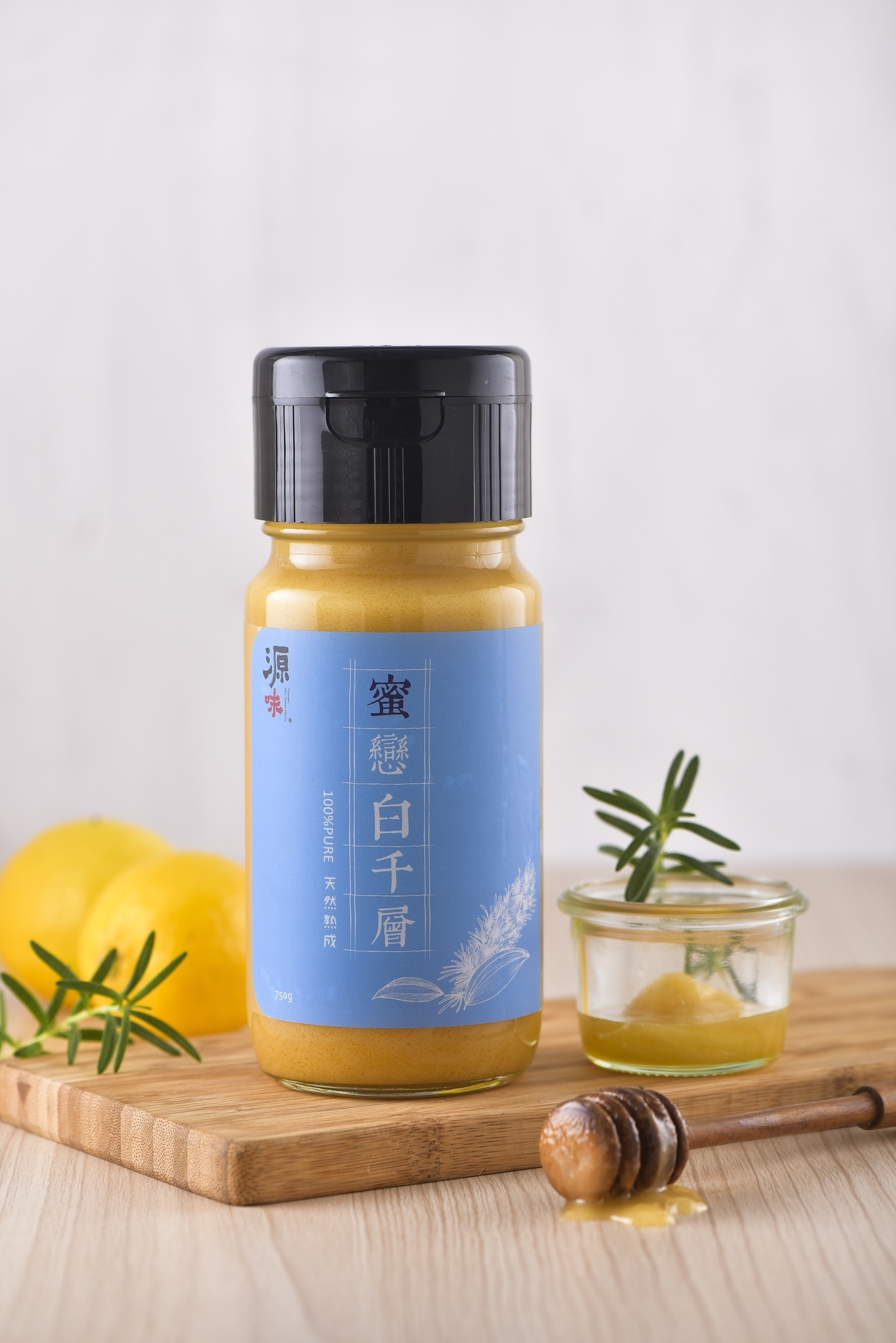 買2送2_美人推薦蜜戀白千層蜂蜜750g*2送和風油醋醬250ml*2(巿價440)
