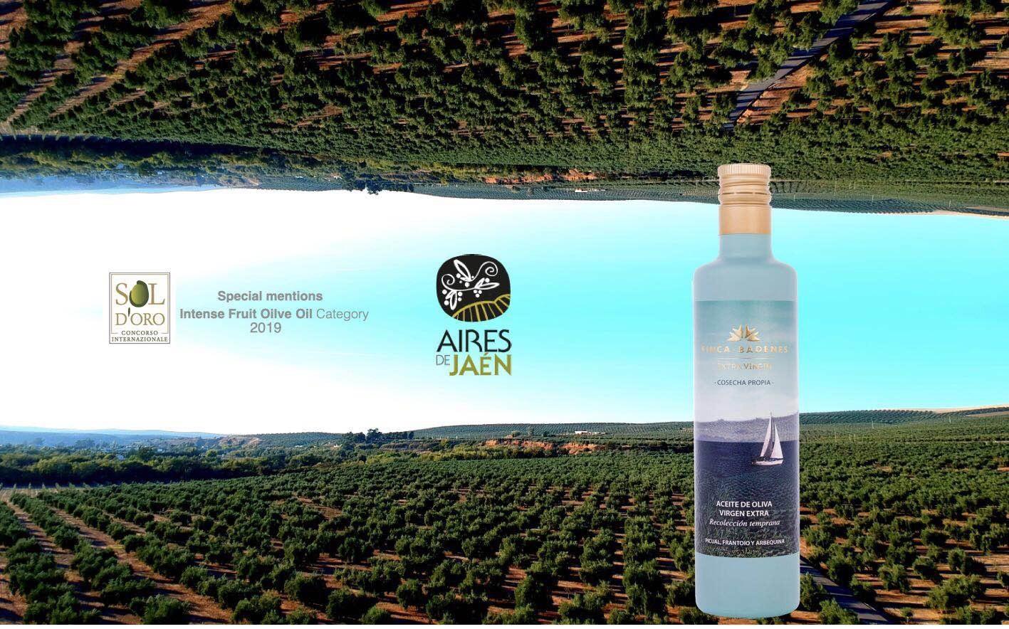 巴狄尼絲莊園頂級初榨橄欖油500ml*4瓶
