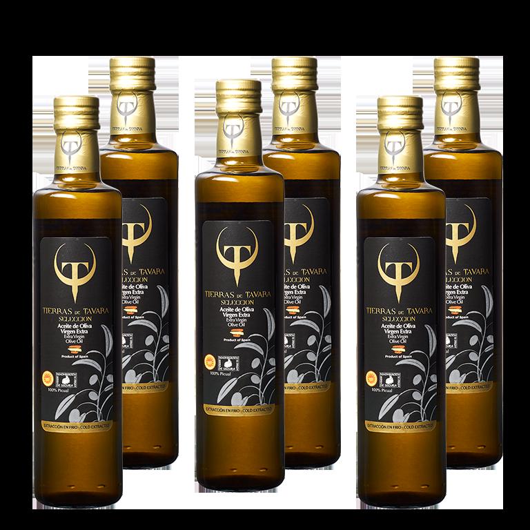 賽古拉DO特級初榨橄欖油500ml*6
