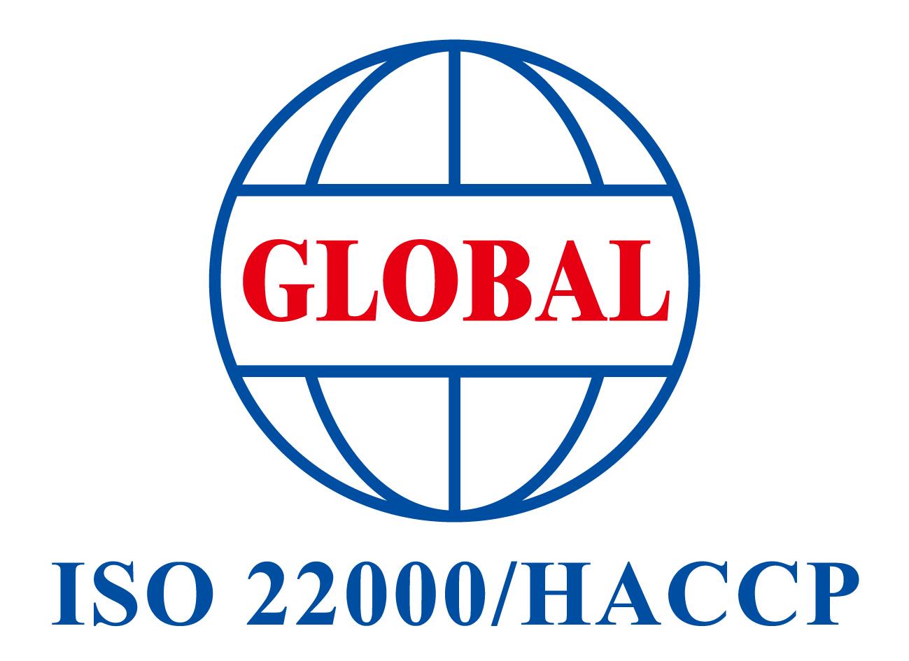 ISO 22000:2005、HACCP